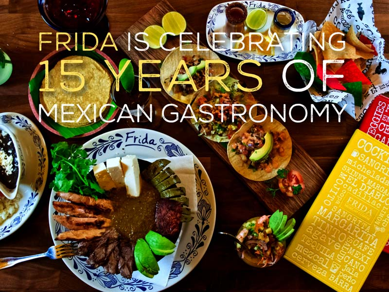 15 years of Mexican gastronomy photo